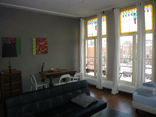 4 person B&B on Nieuwmarkt