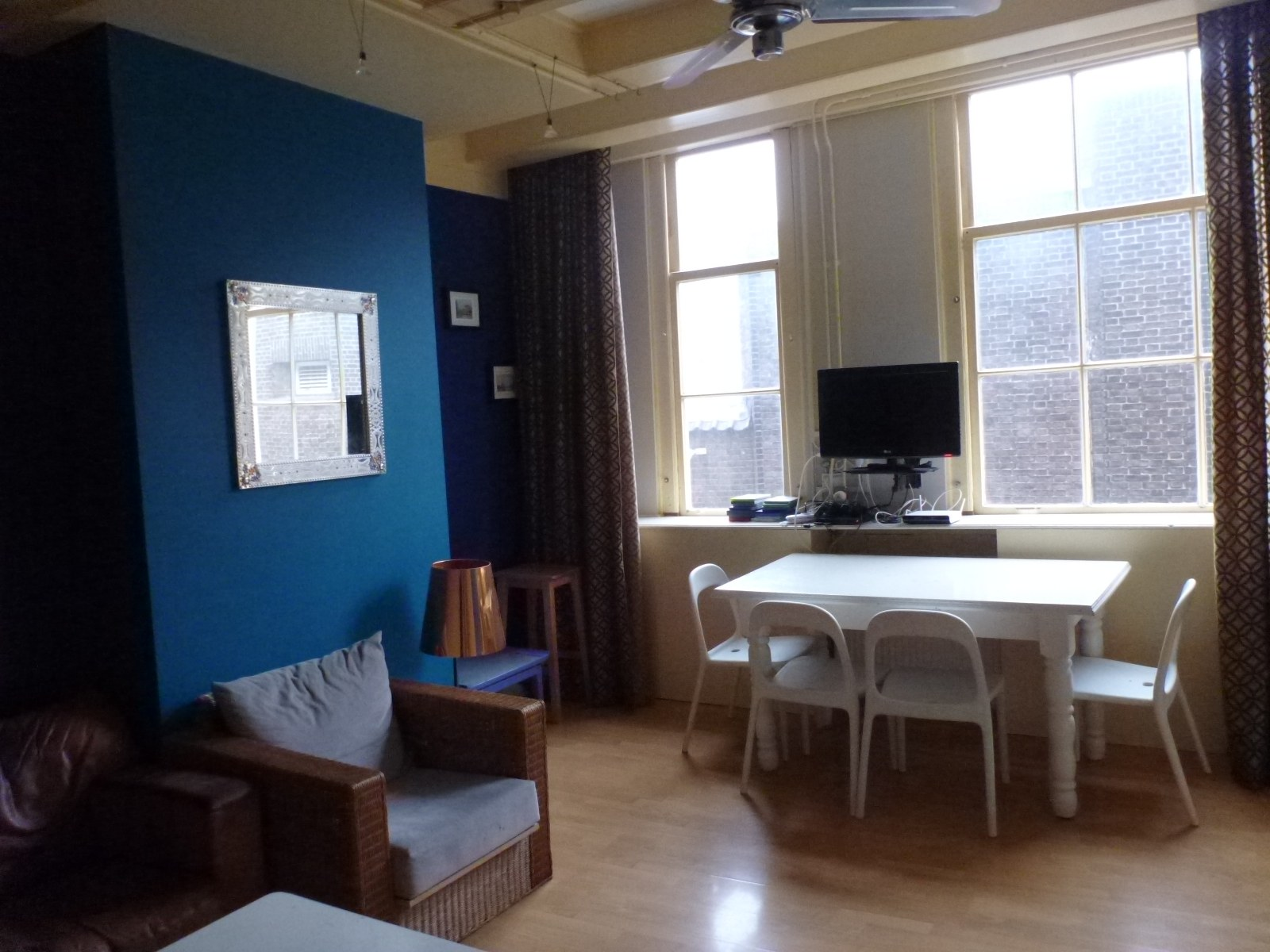 B&B for up to 4 people near Dam Square