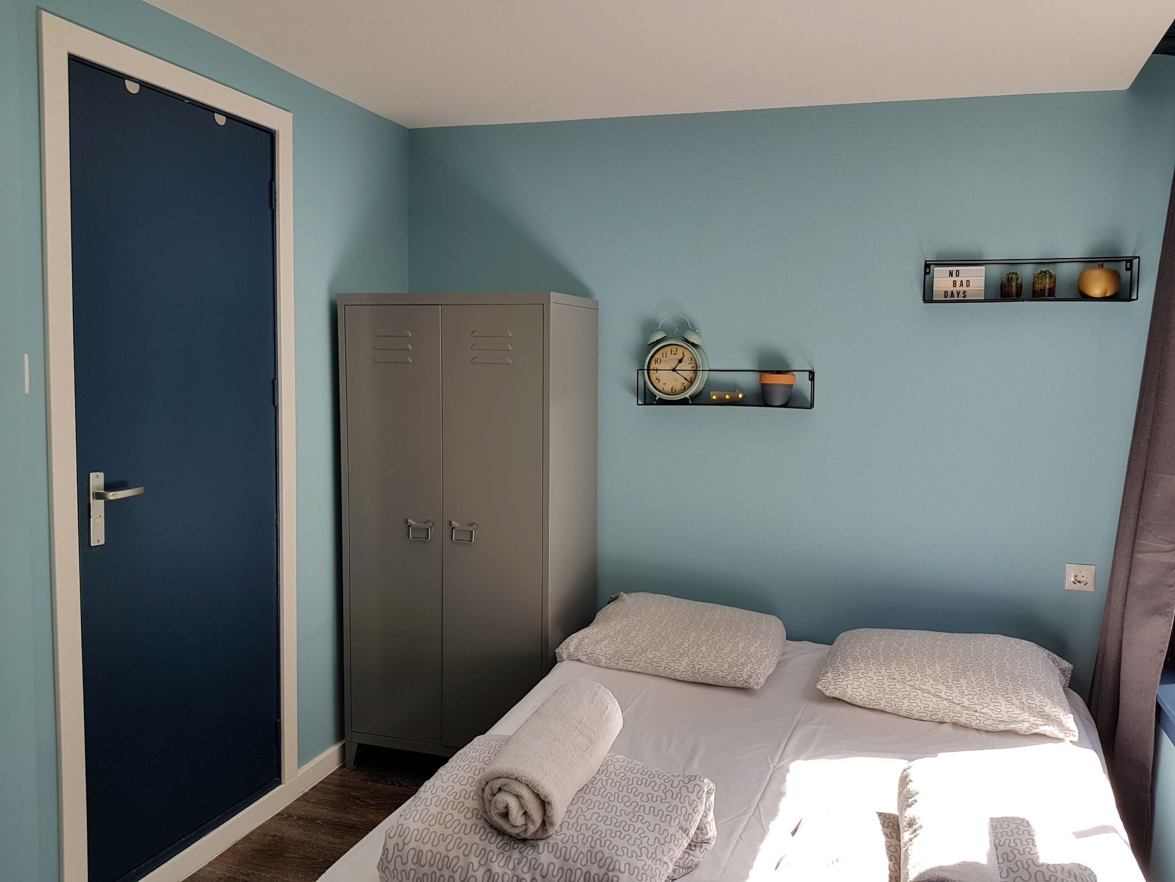 Double room en-suite for 2 persons